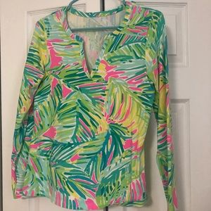 Lilly Pulitzer Ling Sleeve Top